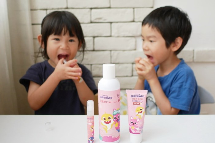 [親子] 小孩最愛的口腔清潔品牌-oh care歐克威爾