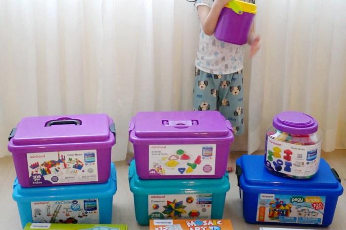 [親子] 3~6歲STEM玩具推薦-西班牙Miniland益智玩具