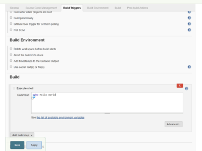 How to build a continuous integration system using Jenkins