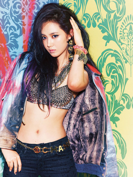 Girls Generation SNSD member Yuri picture