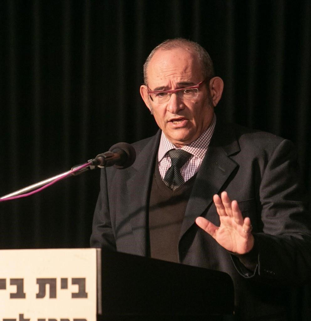 מסיבת יום ההולדת לישראל כרמל, בבית ביאליק (צילום: נטע אלונים)
