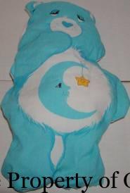 Bedtime Bear Pillow property timelesstrinkets.com
