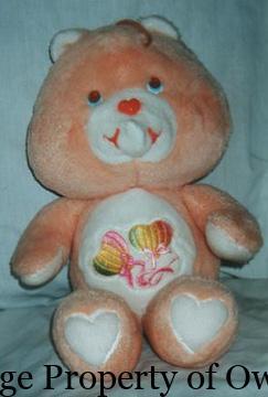 Daydream Bear - thetoyarchive.com