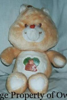 Forest Friend Bear - thetoyarchive.com