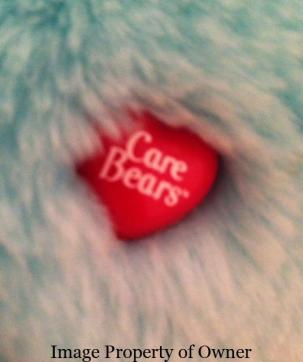Bedtime Bear heart tug - yello80s
