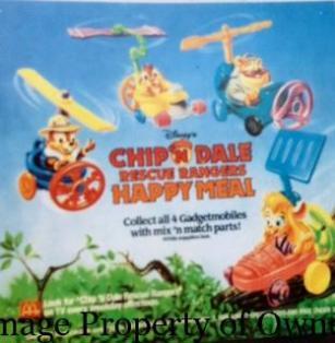Chip n Dale**