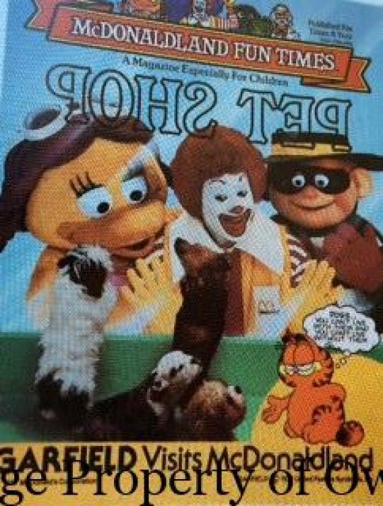 Fun Times Garfield **