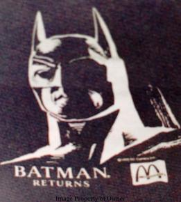 Batman Returns tee