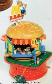 McDonald's Music Box