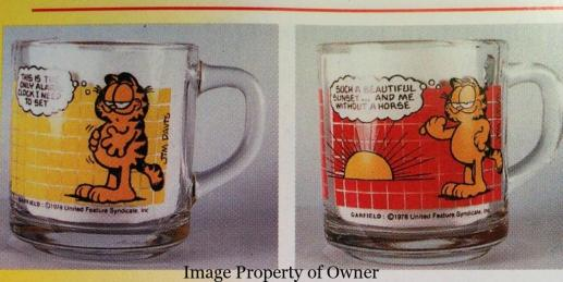 Garfield Mugs