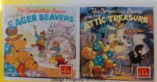 Berenstein Bears books