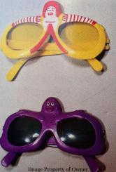 McDonaldland Sunglasses