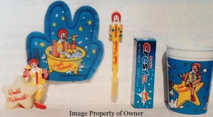 Good Night Ronald set