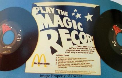 Magic Record LPs