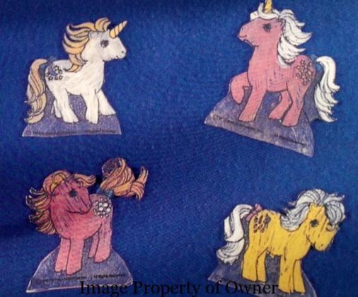 My Little Pony Colourforms