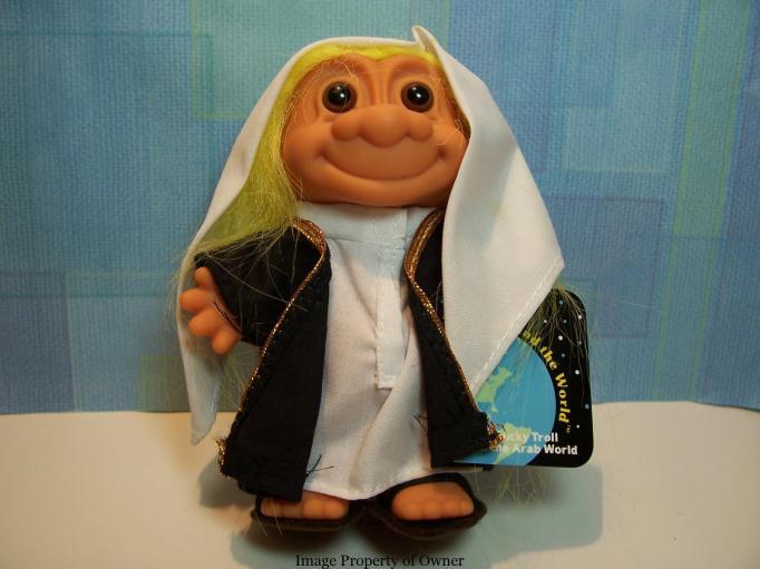 Russ Around the World Arab Troll - thetrollgarden