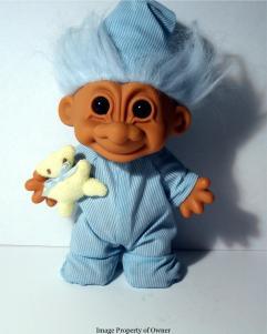 Russ Bedtime Boy Troll - bjb46