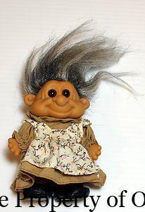 Russ Grandma Troll - babydingo