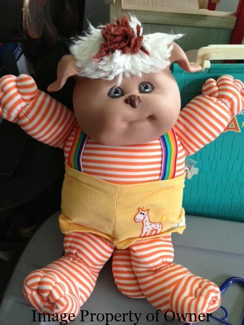 Cabbage Patch Baby Games