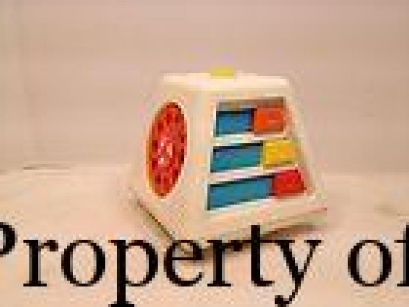 1978 Turn n Learn baby toy - tom_falk