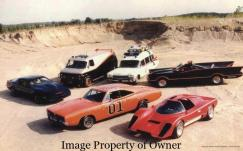 80s car orgy - author unknown