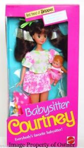 Babysitter Courtney