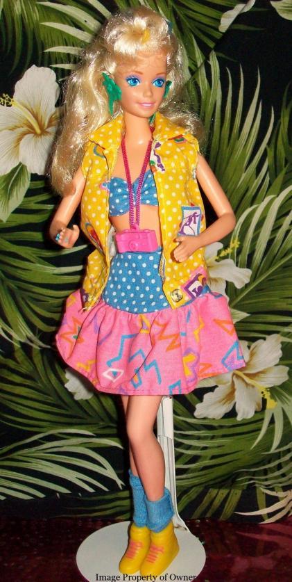 California Dream Barbie -StanlehtheBarbieman