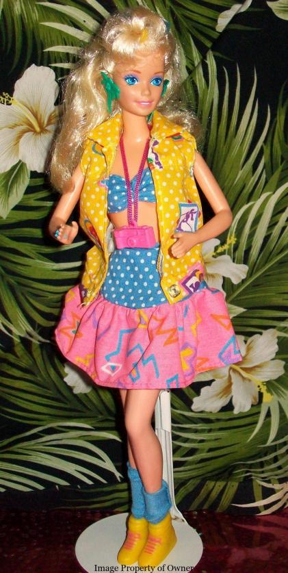 Barbie Yello80s