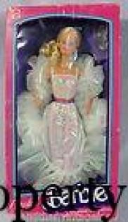 Crystal Barbie - nowandthenvintage