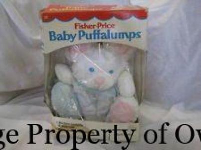 FP Baby Puffalump - vanausdall