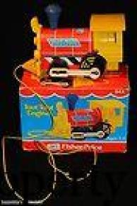 Fisher Price Pre 1980s Yello80s