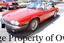 Jaguar XJS -theinternetcarlot