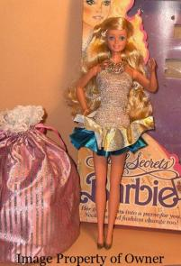Jewel Secrets Barbie - Traci Marcovitz