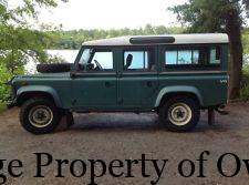 Land Rover Defender - 1z1