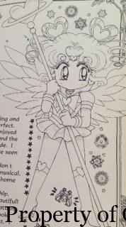 Manga Sailor ChibiChibi