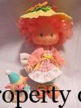 Peach Blush and Melonie Belle Lamb - tonitoys