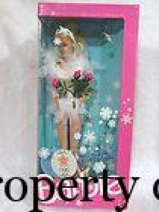Skating Star Barbie 1988 Olympics - daverina