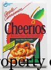 Apple Cinnamon Cheerios property bluecrabmagnets