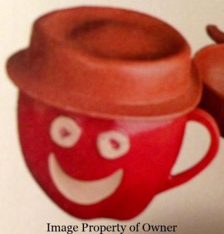 Apple Jack mug premium author unknown