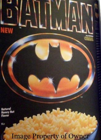 Batman Cereal author unknown