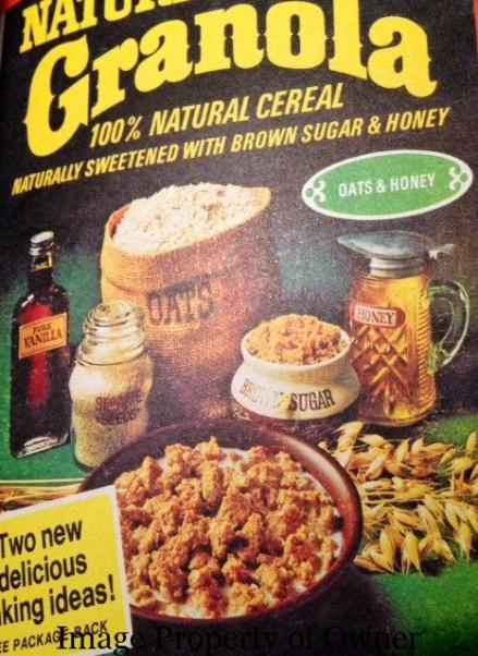 Nature Valley Granola author unknown