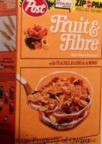Post Fruit & Fibre