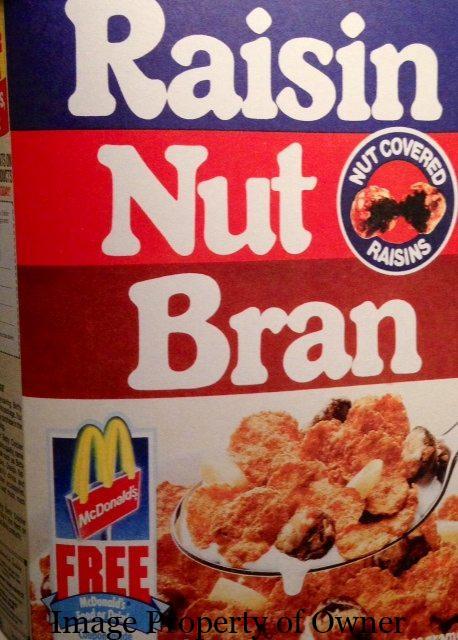 Raisin Nut Bran
