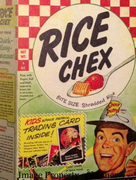 Ralston Rice Chex