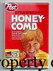 Strawberry Honeycomb - fridgecandymagnets