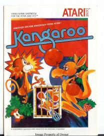 ATARI - Kangaroo -rocky412