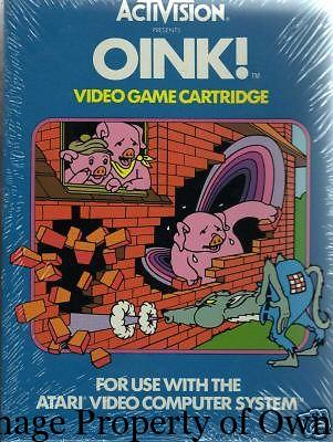 ATARI Oink! property erie40