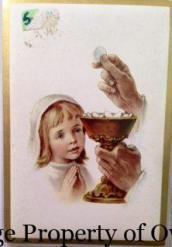 Child's Catholic Missal -Yello80s.com
