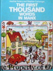 The 1st Thousand Words in Manx- Yello80s.com