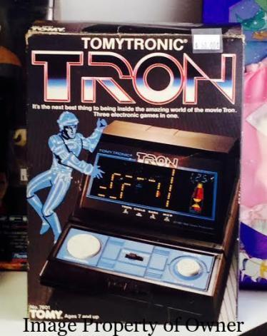 Tomytronic TRON courtesy Top Groovy